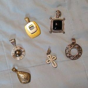 Premier Designs Necklace Pendants Slides 6 + Bonus